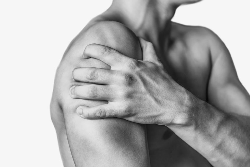 Shoulder Pain Slider